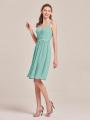 Alicepub Chiffon Bridesmaid Dresses Short Party Dress for Women Homecoming
