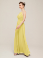 Alicepub Halter Chiffon Bridesmaid Dresses Formal Party Dress for Women
