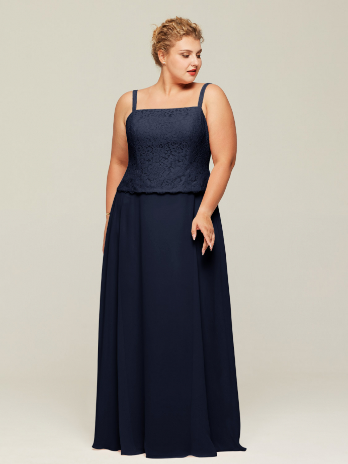 Alicepub Plus Size Mother of The Bride Dress with Jacket for Women