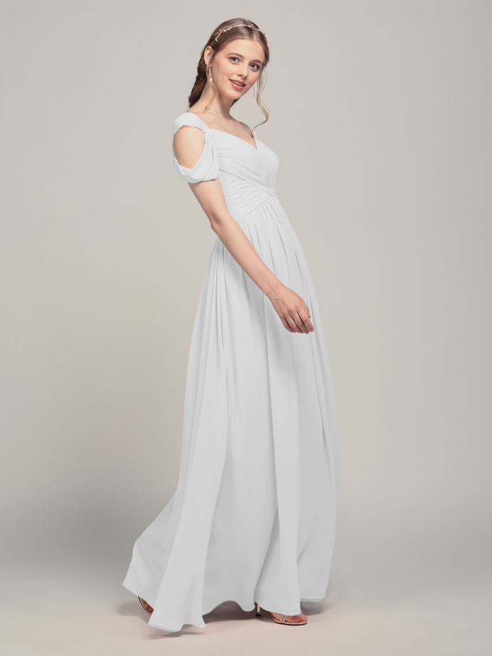 Alicepub Short Tulle Bridesmaid Dress for Wedding Evening Cocktail Party Dress